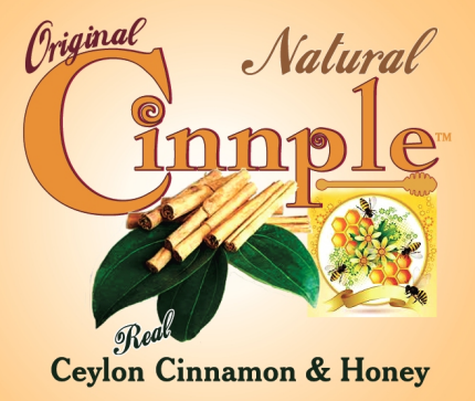 Original Natural Cinnple - Real Cylon Cinnamon & Blueberry Honey Quality Nutraceutical Health Drink